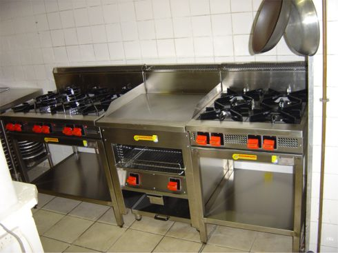 cookon gas equipment